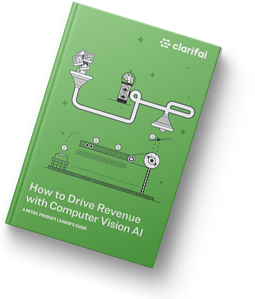 drive revenue with computer vision e-book