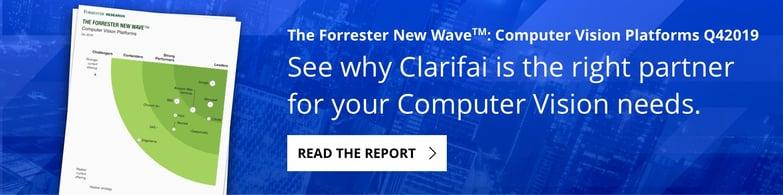 Computer Vision Platforms Report