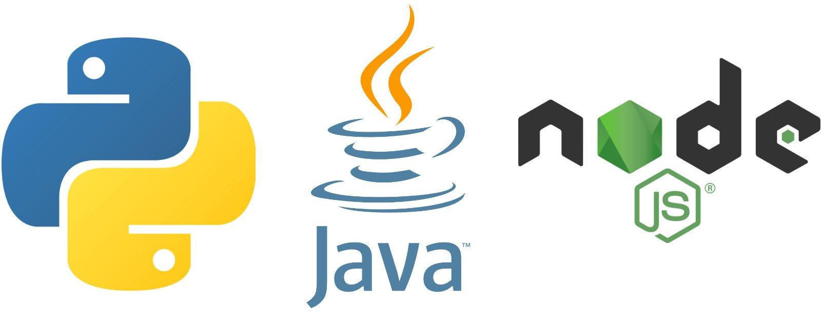 python_java_node