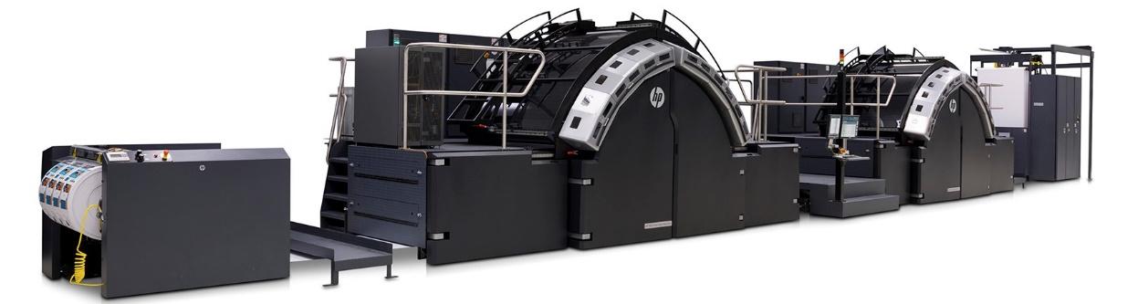 HP PageWide Web Press T400 Series